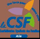 La CSF de l'Ain